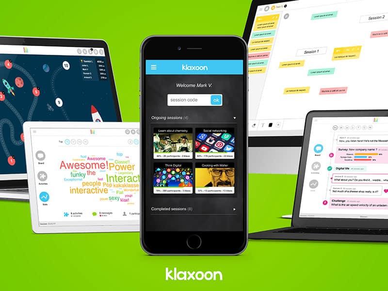 Klaxoon-offre
