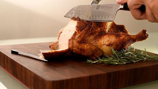 Meat, thermomètre pour une cuisson parfaite de votre viande
