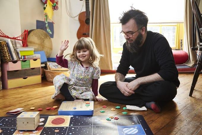 Cubetto - La programmation dès le plus jeune âge