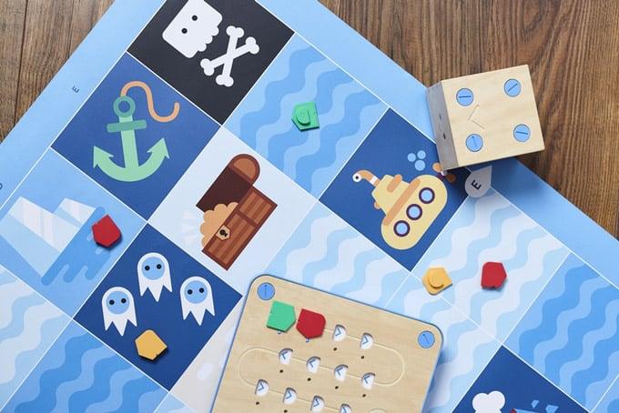 Cubetto, Jouet connecté pour enfant