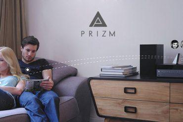 Prizm - Lecteur audio intelligent