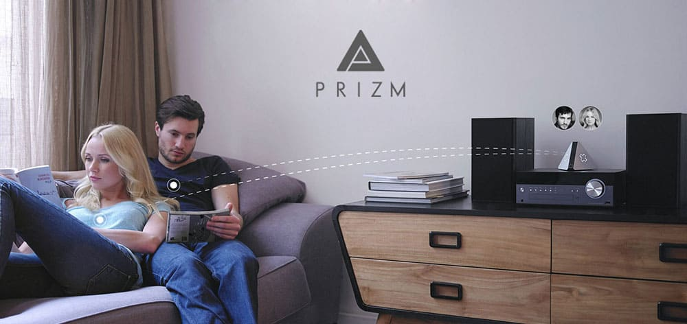 Prizm - Lecteur audio intelligent