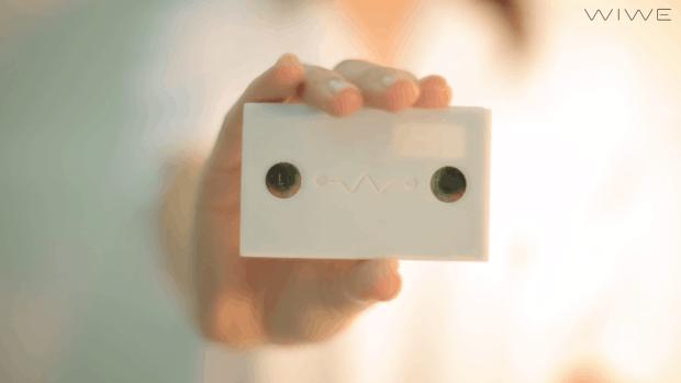 WIWE - moniteur cardiaque connecté