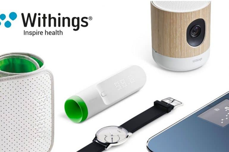 Nokia rachète Withings