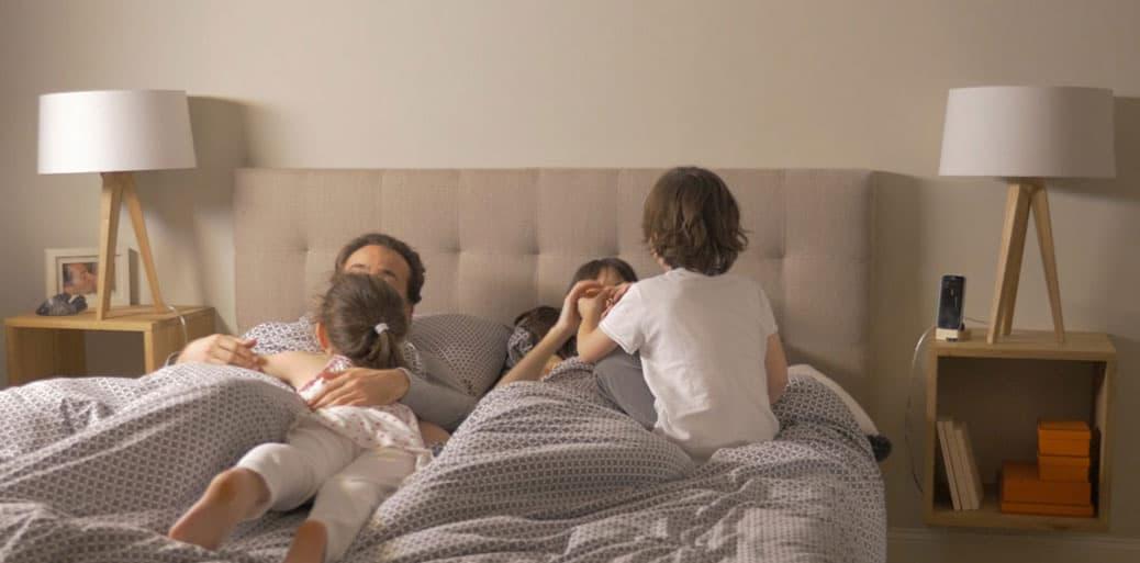 hugOne veille sur le sommeil de votre famille