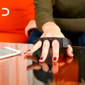 TAP, le dispositif pour saisir facilement sur mobile