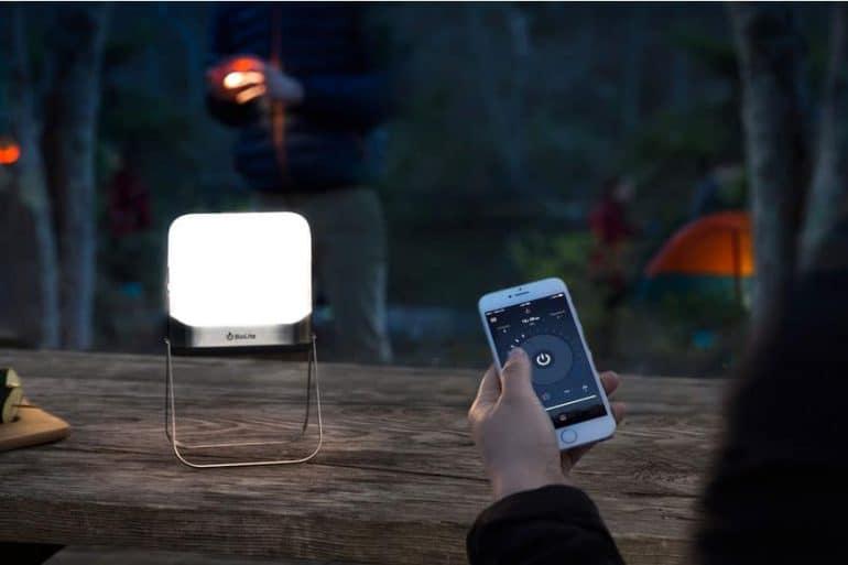 BaseLantern - La lanterne qui a le sens du partage
