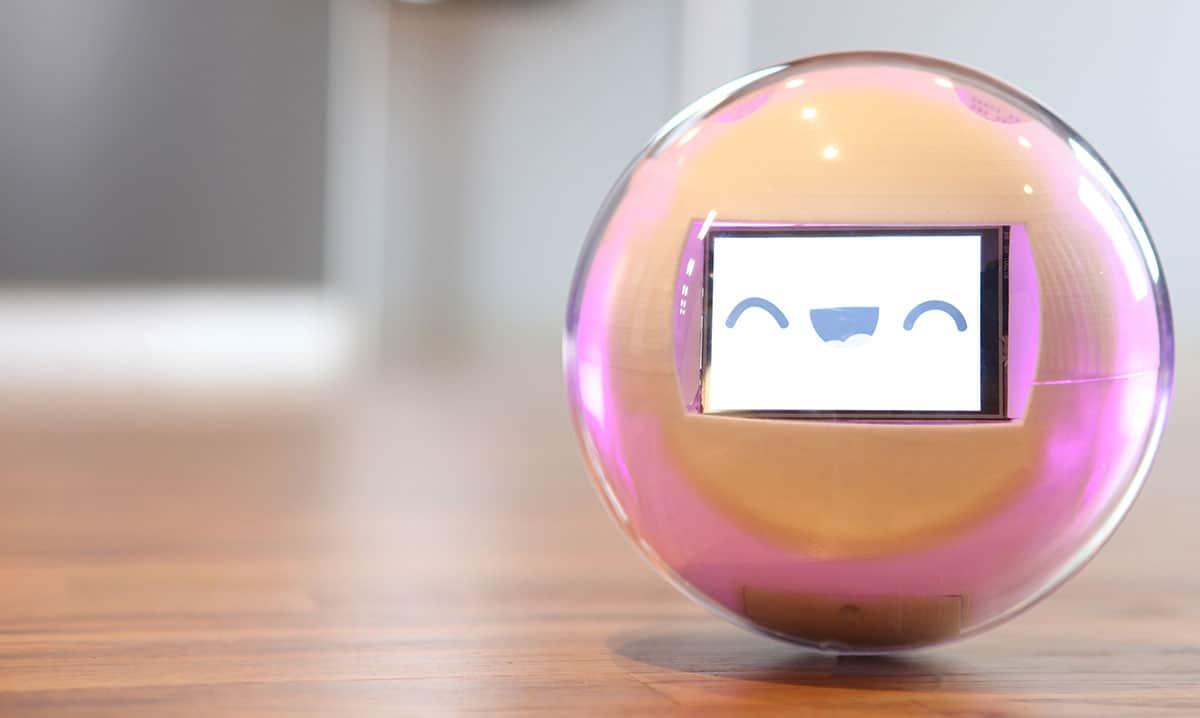 Leka, le robot compagnon des enfants exceptionnels