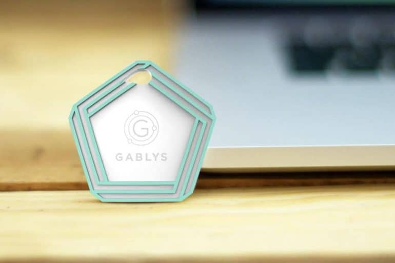 Gablys Lockit, le cadenas connecté pour votre oridinateur