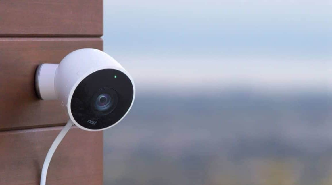 Nest Cam Outdoor - La caméra de surveillance extérieure