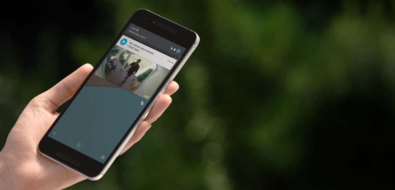 Application mobile Nest
