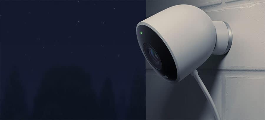 Nest Cam Outdoor - La caméra connectée extérieure
