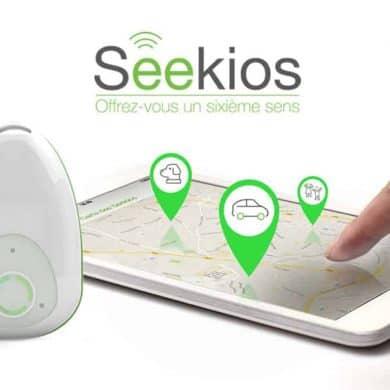 La balise GPS Seekios