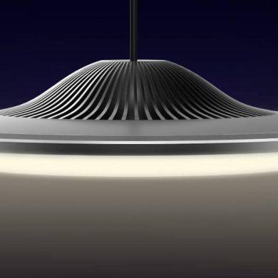 Lampe Fluxo, l'éclairage directionnel connecté