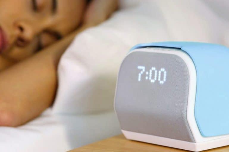 Kello, le réveil connecté qui se préoccupe de votre sommeil
