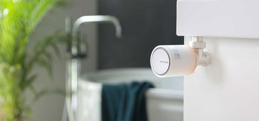 des vannes connect es la t te de vos radiateurs avec netatmo. Black Bedroom Furniture Sets. Home Design Ideas