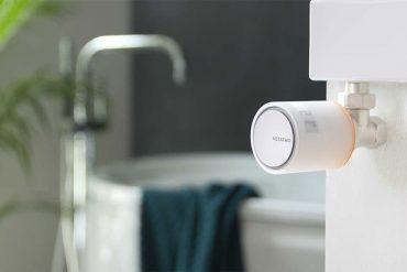 Vanne connectée Netatmo pour vos radiateurs