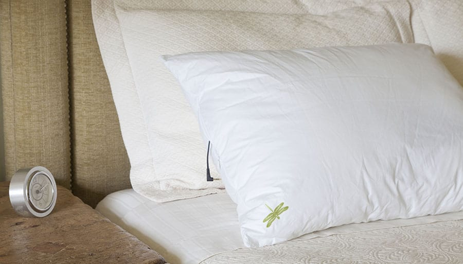 L'oreiller connecté Dreampad