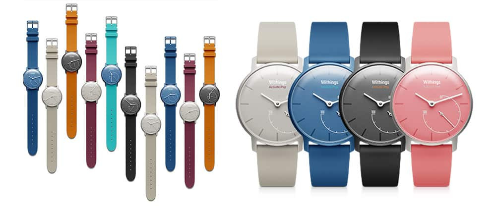 Montre connectée Withings Pop Activité