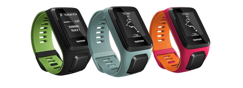 Montre connectée TomTom Runner 3