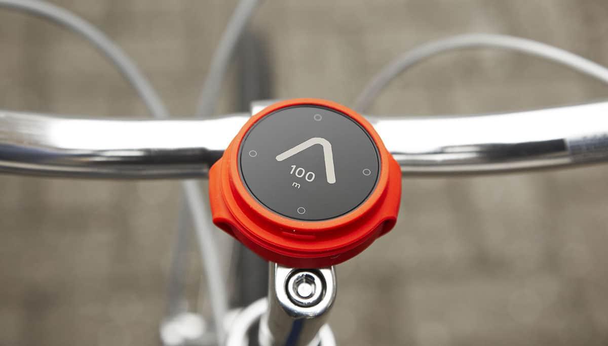Beeline, système de navigation pour les cyclistes