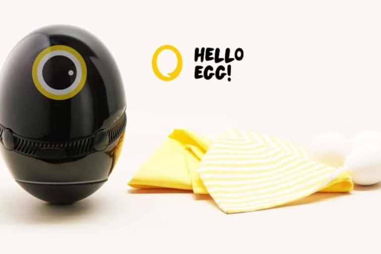 Hello Egg, l'assistant intelligent dédié à la cuisine