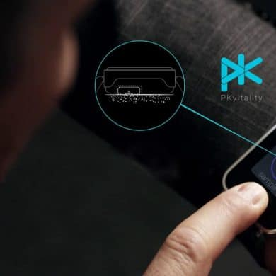 K'Track mesure votre glycémie sans prélèvement de sang