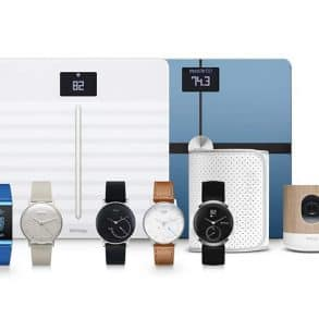 Withings laisse place à Nokia