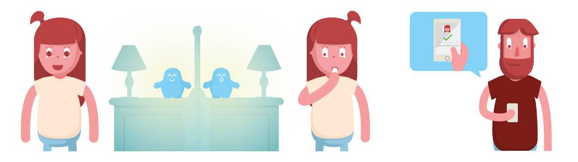 Meyko, l'objet connecté qui veille sur les enfants atteints d'asthme