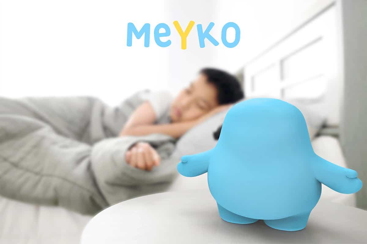 Meyko, l'objet connecté qui aide les enfants asthmatiques