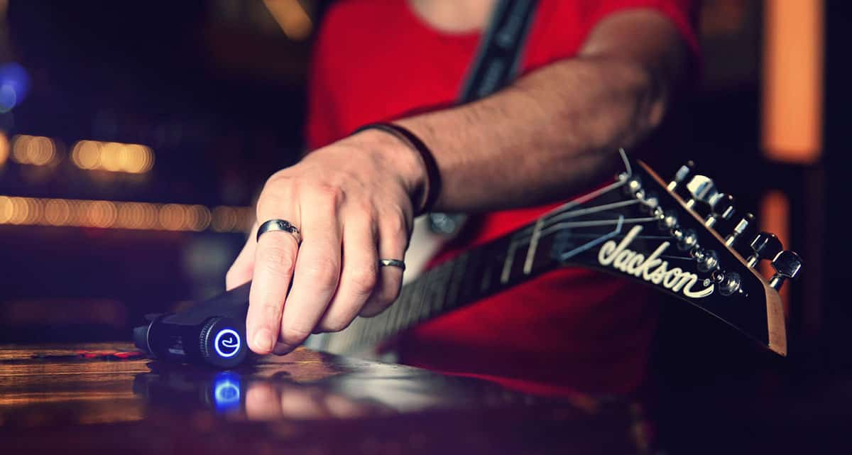 Roadie 2, l'accordeur automatique pour les guitaristes
