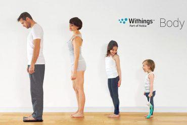 Test de la balance connecté Withings Body
