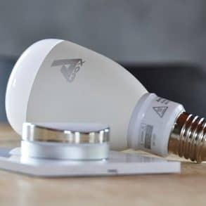 Test du Awox Smart Lighting Kit