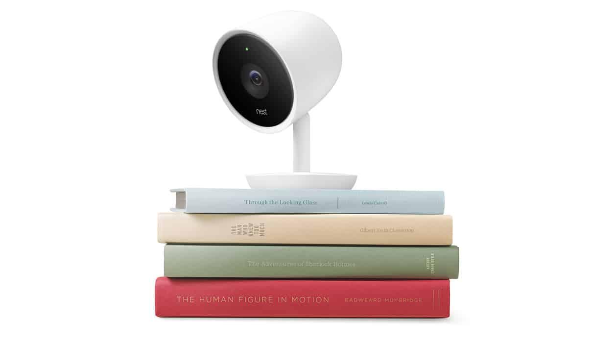 La caméra conectée Nest Cam IQ