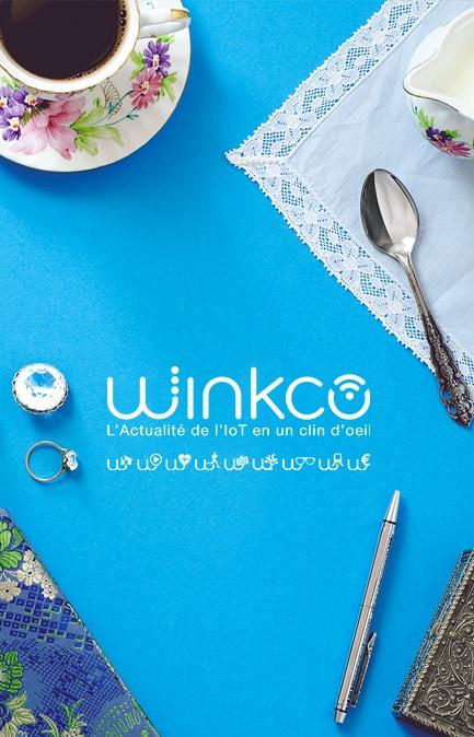 Winkco, l'actualité des objets connectés en un clin d'oeil
