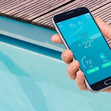 L'objet connecté pour piscine