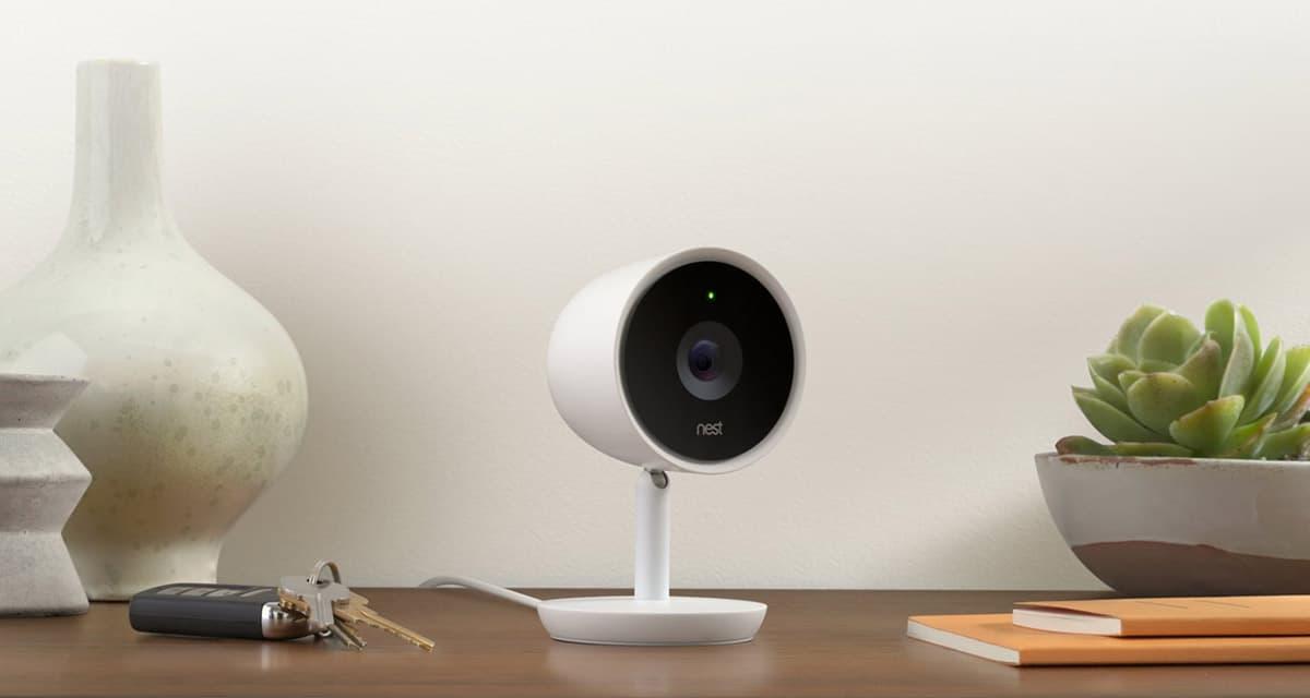 Nest Cam IQ, La caméra connectée 4K à reconnaissance faciale