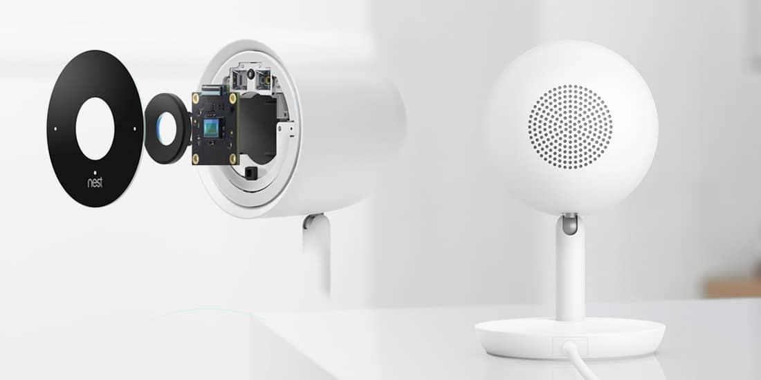 Nest Cam IQ, la caméra connectée de surveillance