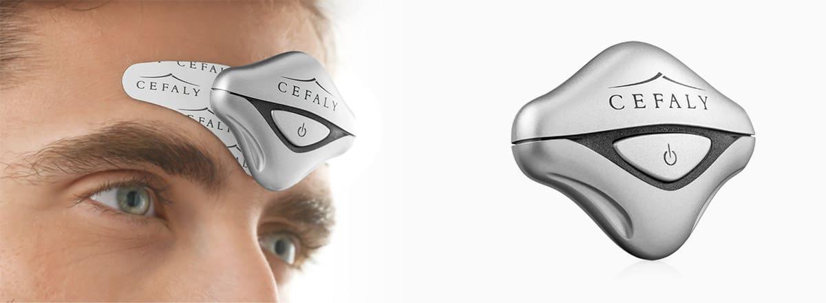 Cefaly, l'objet qui traite et prévient les migraines