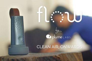 Flow, capteur nomade pour mesurer la pollution