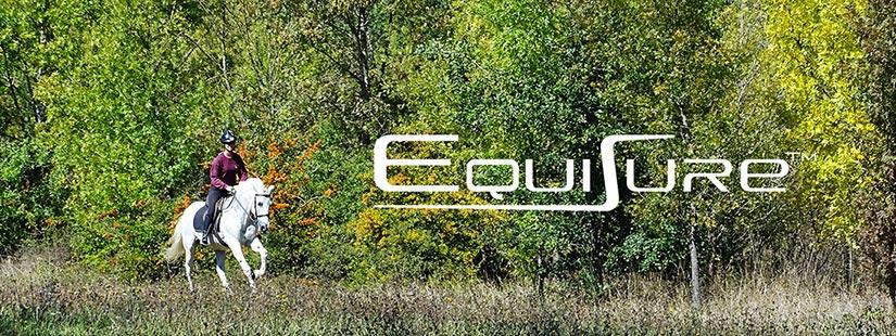 EquiSure, la balise connectée pour l'équitation