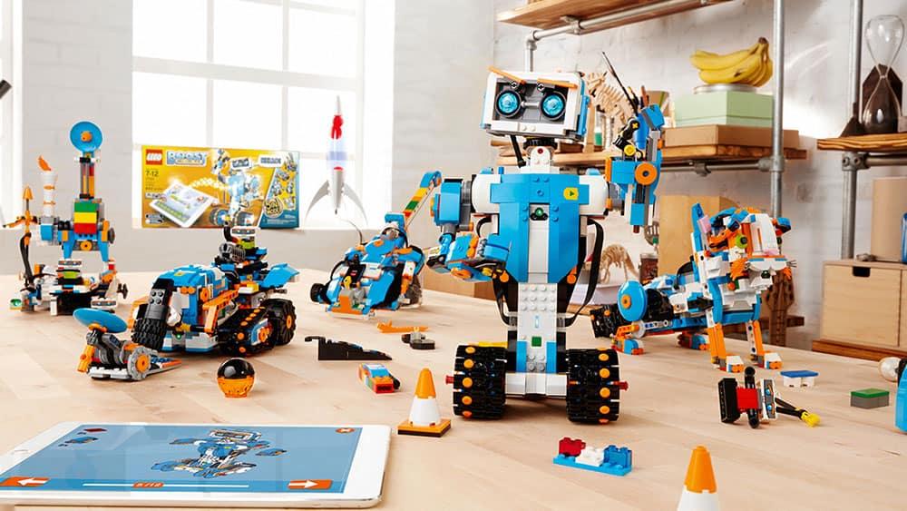 La programmation, un jeu d'enfant avec Lego Boost