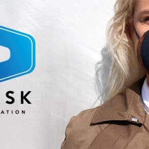 Mask, le masque anti-pollution