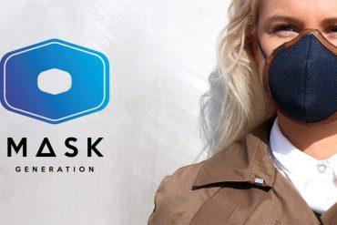 Mask, le masque anti-pollution