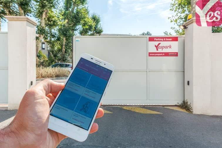 Yespark : location de parking privé