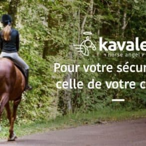 Kavale, l'objet connecté dédié à la sécurité du cavalier et de son cheval