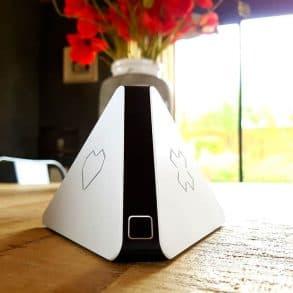 Prizm, le lecteur audio connecté qui constitue une playlist à votre place