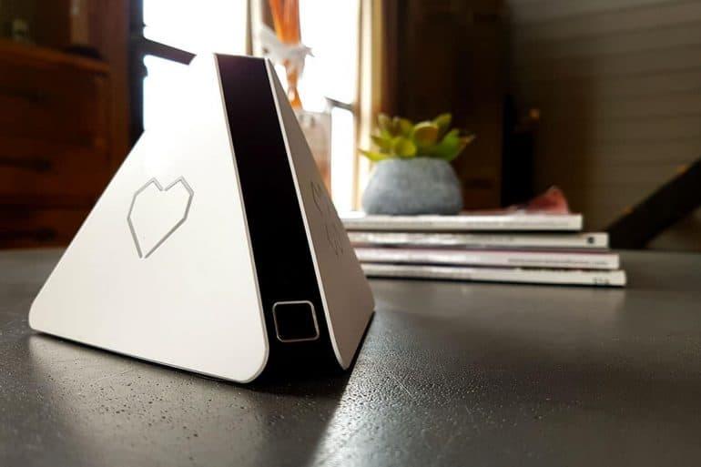 Prizm, le lecteur audio connecté intelligent