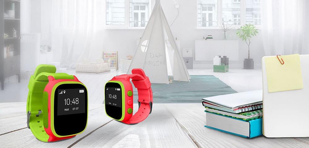 Montre connectée Linkoo Pop pour enfant