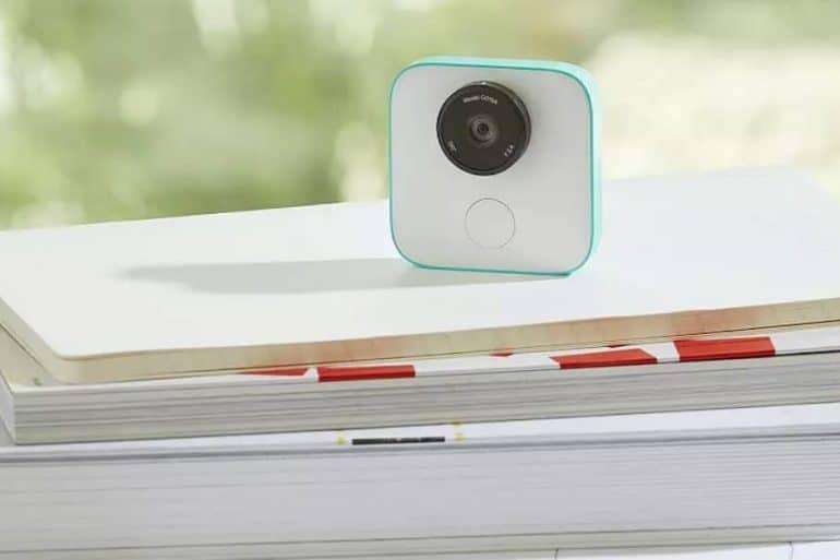 Google Clips, la caméra pilotée par une intelligence artificielle